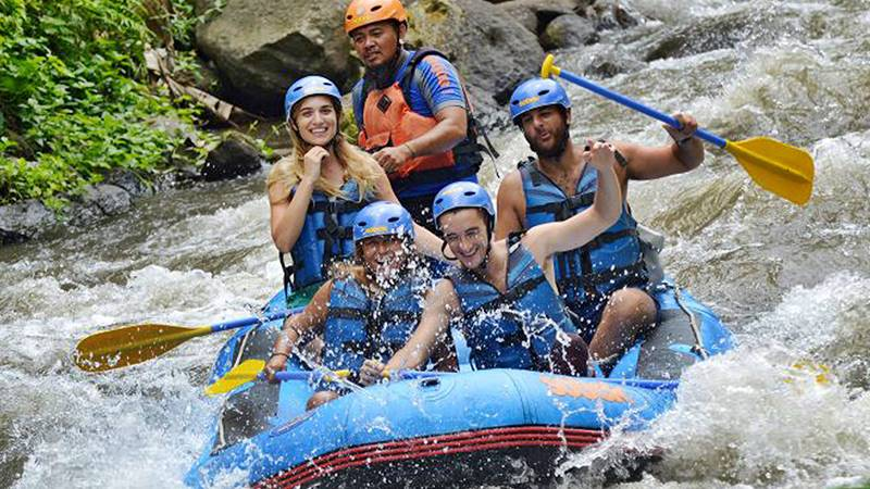 Best and Amazing Rivers for Rafting in Bali 14
