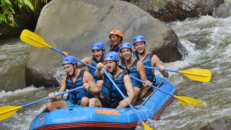 5 Important Tips for Ayung Rafting Ubud Bali 1