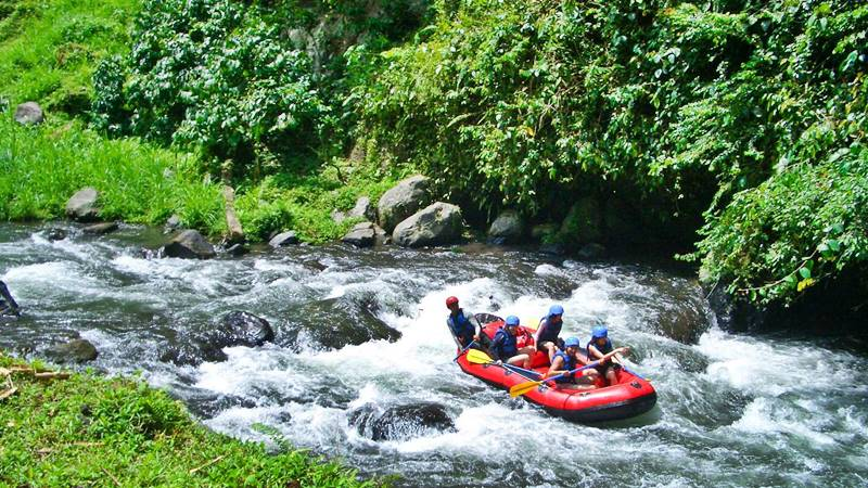 Check for Best Price and Condition of Rafting in Ayung River 8