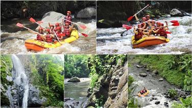 Ayung River Bali Rafting