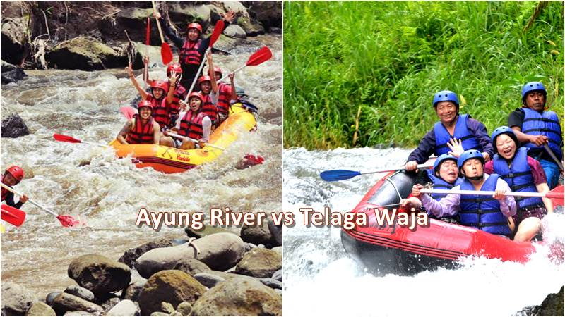 Bali Rafting Better Comparison: Ayung River vs Telaga Waja River 10