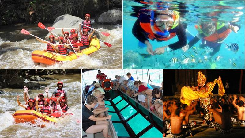 Bali Rafting Packages 14