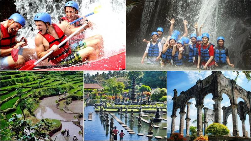 Bali Rafting Packages 16