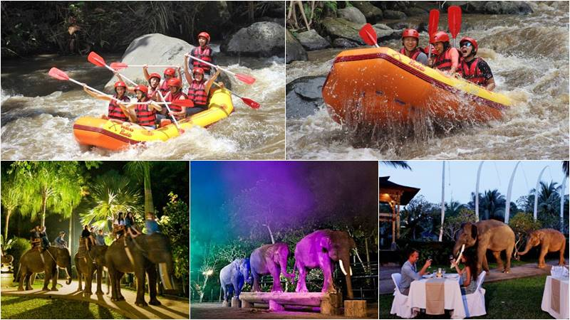 Bali Rafting Packages 18