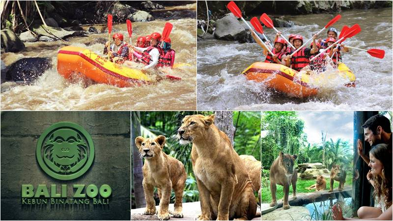 Bali Rafting Packages 21