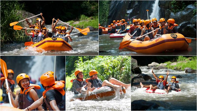 Bali Rafting Packages 24