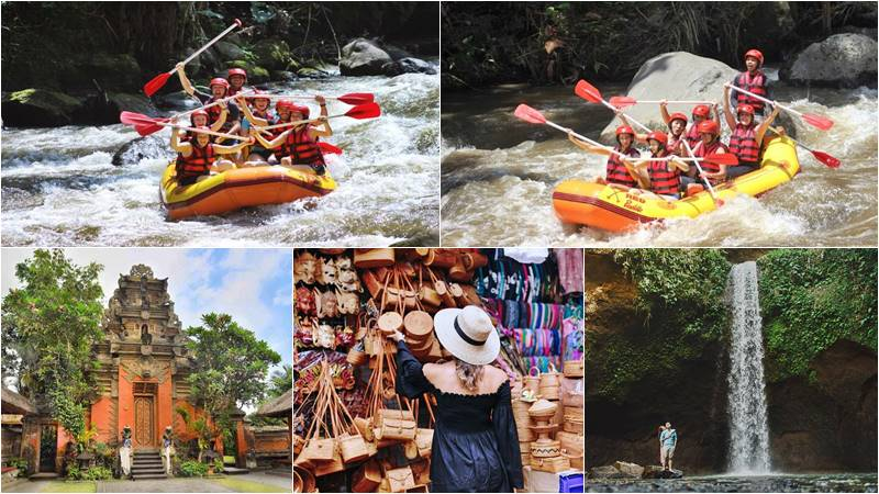 Bali Rafting Packages 27