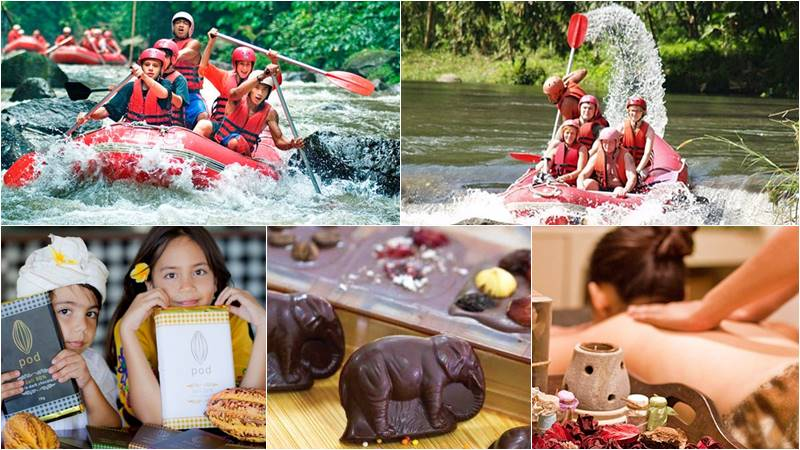 Bali Rafting Packages 8