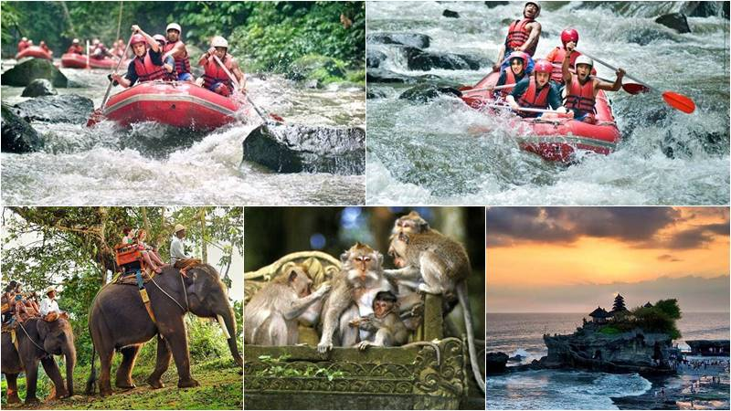 Bali Rafting Packages 9
