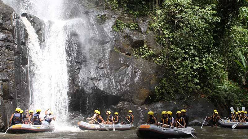 The Way to Tell about a Great My Adventure Rafting Bali 1