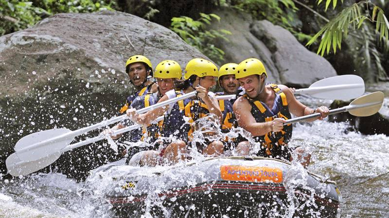 A Guide to Bali Adventure Tours Rafting: Telaga Waja or Ayung? 1