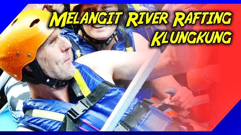 Challenging Experience with Melangit River Water Rafting 13