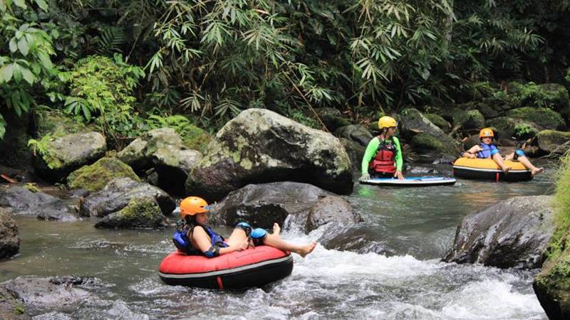 Extraordinary Adventure in Bali River Tubing! 1