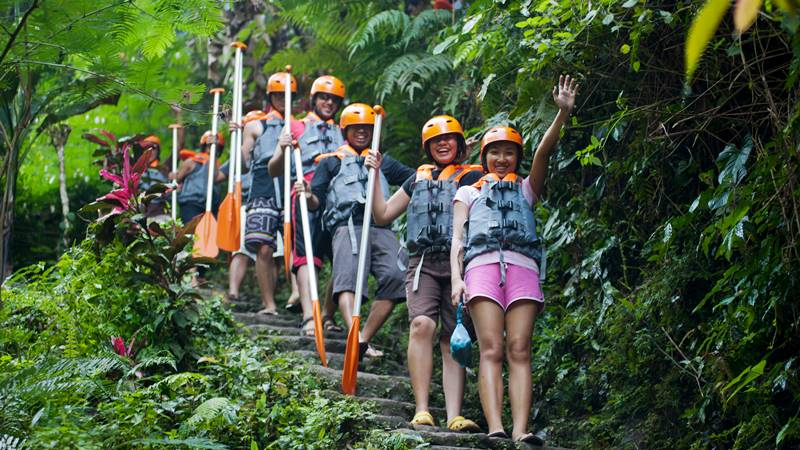 White Water Rafting Ubud - Things to Prepare and Bring before the Journey Begins 2
