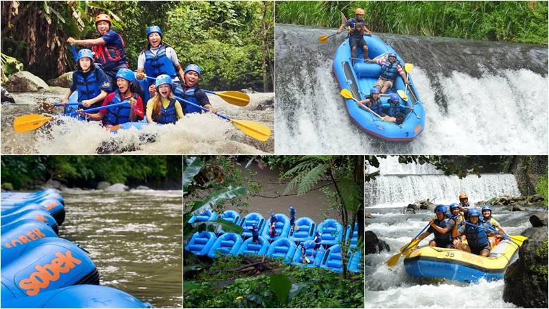 Harga Rafting Sobek Bali Khusus WNI 1