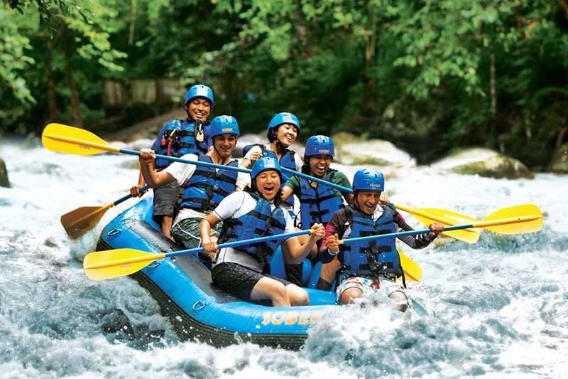 Sobek Rafting Ayung River