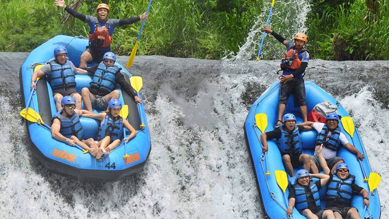 Things to Know about Sobek Rafting Bali 9