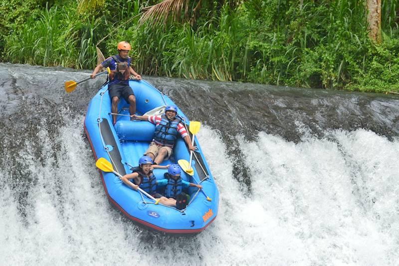 Harga Rafting Sobek Bali Khusus WNI 3