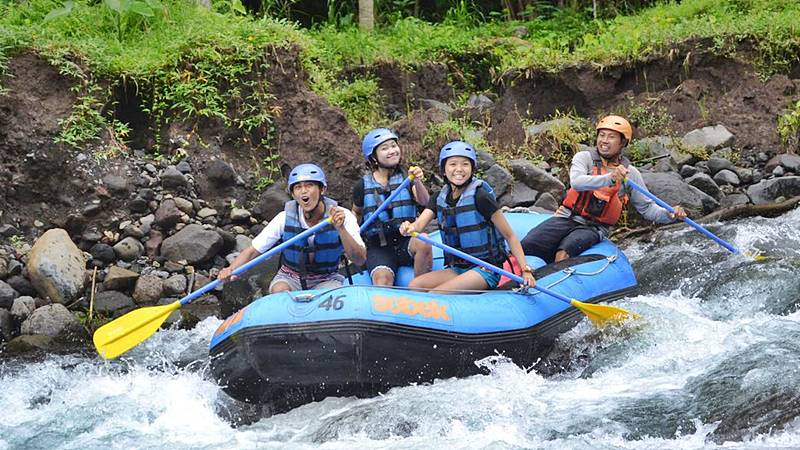First time trying White Water Rafting in Bali? These 3 Points You Must Know First! 3