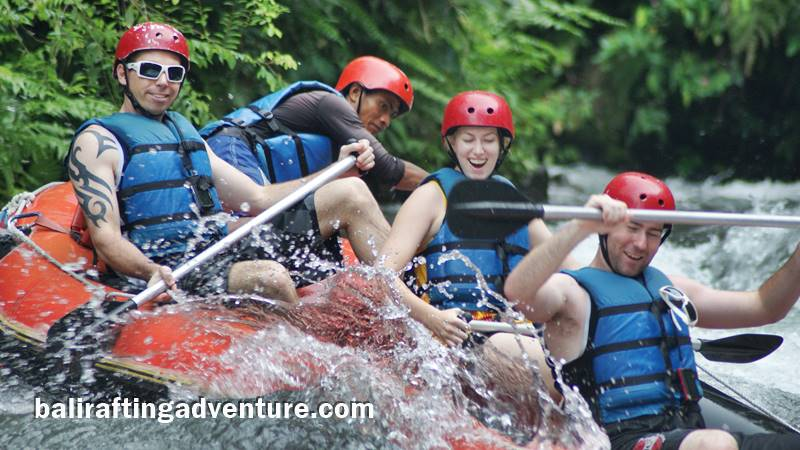 Telaga Waja Rafting Price and Things You Get 1
