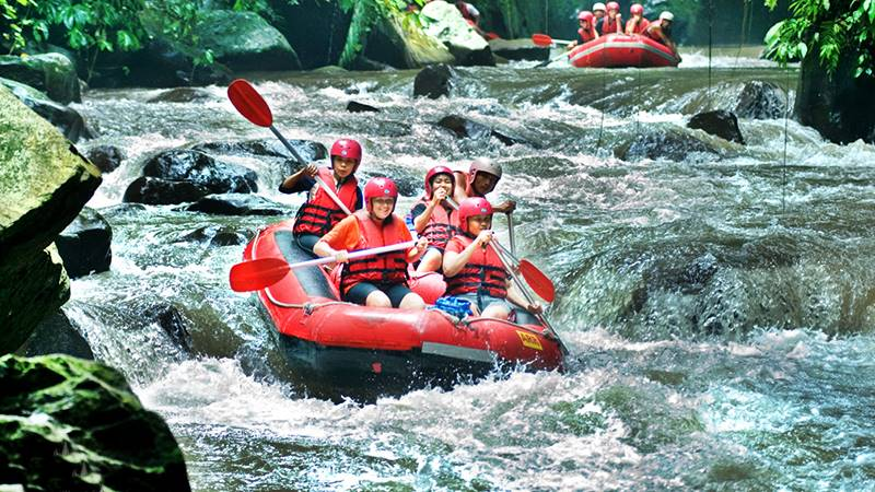Why you love water rafting in Bali? Here Some Reasons 2